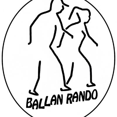 Logo petit ballan rando cercle fort